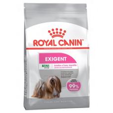 Royal Canin Mini exigent корм для собак привередливых в питании 1 кг.