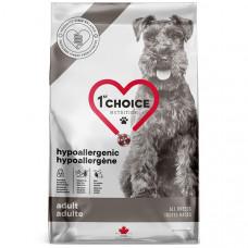 1st Choice Hypoallergenic Adult ФЕСТ ЧОЙС гіпоалергенний сухий корм для собак з качкою і бататом 11 кг.