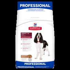 Hill's Science Plan Adult Advanced Fitness Medium сухой корм для собак средних пород с ягненком и рисом 18 кг