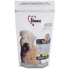 1st Choice Hypoallergenic Adult ФЕСТ ЧОЙС гипоаллергенный сухой корм для собак с уткой и картофелем 0,35 кг.