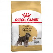 Royal Canin schnauzer Adult корм для собак от 10 месяцев 7,5 кг.