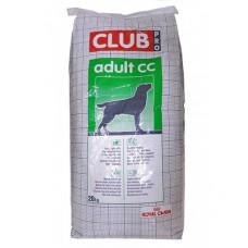 Royal Canine CC Club сухой корм для собак с обычной активностью 20 кг