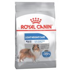 Royal Canin Maxi Light weight care корм для собак склонных к полноте 10 кг.