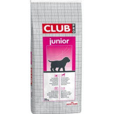 Royal Canin Club Pro Junior сухой корм для щенков крупных и гигантских пород 20 кг
