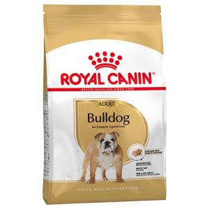 Royal Canin bulldog Adult корм для собак від 12 місяців 12 кг.