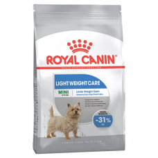 Royal Canin Mini Light weight care корм для собак предрасположенных к избыточному весу 1 кг.