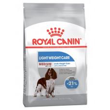 Royal Canin Medium Light weight care корм для собак предрасположенных к полноте 3 кг.