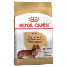 Royal Canin dachshund Adult корм для собак от 10 месяцев 1,5 кг.