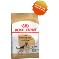 Royal Canin german shepherd Adult корм для собак от 15 месяцев 11 кг.