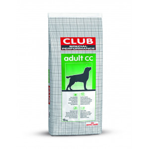 Royal Canin CC Club сухой корм для собак с обычной активностью 20 кг