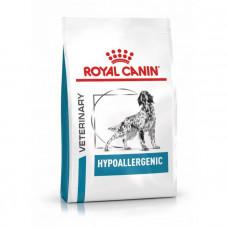 Royal Canin hypoallergenic Canine корм для собак с пищевой аллергией или непереносимостью 2 кг.
