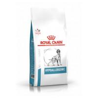 Royal Canin hypoallergenic Canine корм для собак с пищевой аллергией или непереносимостью 14 кг.