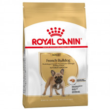 Royal Canin french bulldog Adult корм для собак от 12 месяцев 1,5 кг.