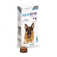 Bravecto БРАВЕКТО таблетка от блох и клещей для собак и щенков 20-40 кг, 1000 мг