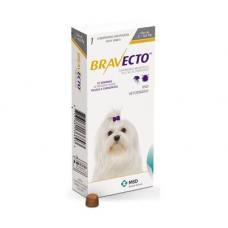 Bravecto БРАВЕКТО таблетка от блох и клещей для собак и щенков 2-4,5 кг, 112,5 мг