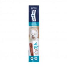 Клуб 4 лапы снек для собак с чувствительным пищеварение лосось 12 г
