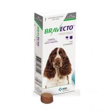 Bravecto БРАВЕКТО таблетка от блох и клещей для собак и щенков 10-20 кг, 500 мг