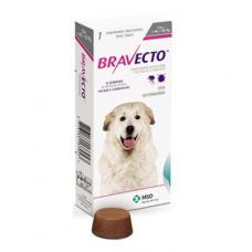 Bravecto БРАВЕКТО таблетка от блох и клещей для собак и щенков 40-56 кг, 1400 мг