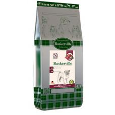 Baskerville HF Adult Small Breed Cухий беззерновий корм для собак з м'ясом яловичини, сухими ягодами і бататом, 20 кг
