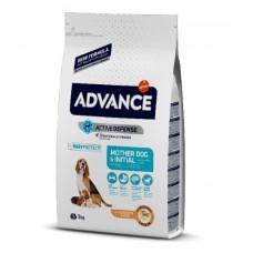 Advance Mother dog & Initial сухой корм для беременных и кормящих собак, щенков 3 кг