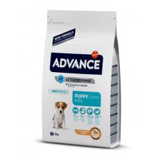 Advance Dog Mini Puppy сухий корм для цуценят маленьких порід з куркою 3 кг