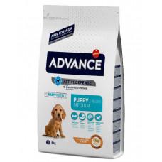 Advance Dog Medium Puppy сухой корм для щенков средних пород с курицей 3 кг