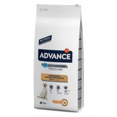 Advance Dog Labrador & Golden Retriever сухой корм для лабрадоров и ретриверов 12 кг