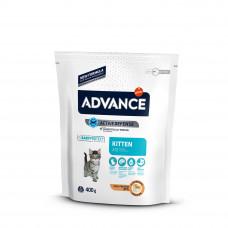 Advance Cat Kitten сухой корм для котят с курицей 0,4 кг