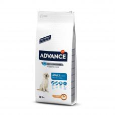 Advance Dog Maxi Adult сухой корм для взрослых собак крупных пород с курицей и рисом 18 кг