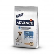 Advance Dog Mini Adult сухий корм для дорослих собак малих порід з куркою 7,5 кг