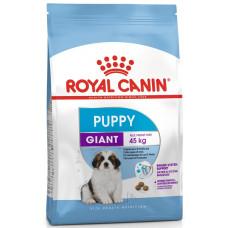 Royal Canin giant puppy корм для щенков больших пород с 2х до 8 мес 1 кг.