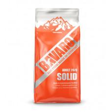 Bavaro Solid Adult 20/8 сухой корм для взрослых и пожилых рабочих собак 18 кг.