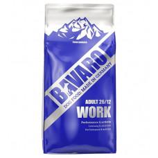 Bavaro Work 26/12 сухой корм для взрослых собак с постоянными физическими нагрузками 18 кг.