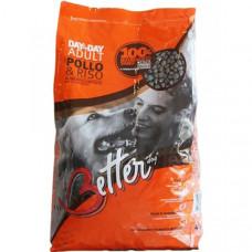 Better Adult сухой корм для взрослых собак с курицей и рисом 20 кг