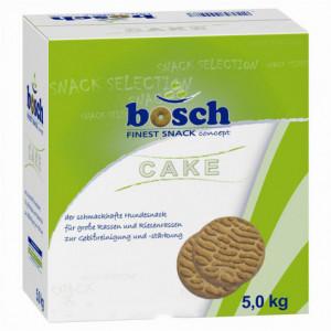 Bosch Cake ласощі для собак великих і гігантських порід, очищення і зміцнення зубів 5 кг