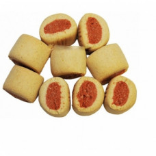 Bosch DuoMini Lachsдля собак печенье мини рулетики с лососем 1 кг