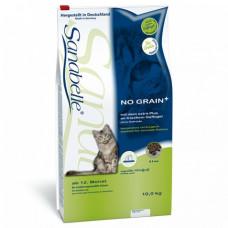 Bosch Sanabelle No GrainFazan корм для кошек с чувствительным пищеварением с фазаном 10 кг