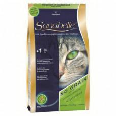 Bosch Sanabelle No GrainFazan корм для кошек с чувствительным пищеварением с фазаном 2 кг