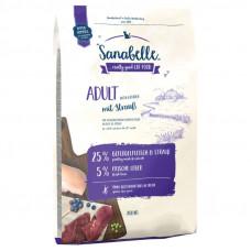 Bosch Sanabelle Adult Ostrich корм для домашних кошек с мясом страуса 10 кг