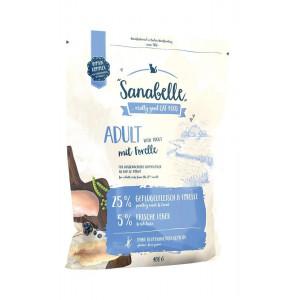Bosch Sanabelle Adult whith Trouth корм для домашніх котів з фореллю 0,4 кг