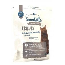 Bosch Sanabelle Urinary корм для взрослых кошек с чувствительной мочевыделительной системой 0,4 кг