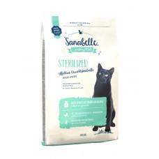 Bosch Sanabelle Sterilized корм для стерилизованных кошек 10 кг