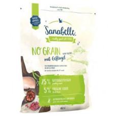 Bosch Sanabelle No Grain корм для кошек с чувствительным пищеварением 0,4 кг
