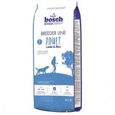 Bosch Breeder Adult корм для взрослых собак с ягненком и рисом 20 кг