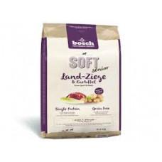 Bosch Soft Senior корм для пожилых собак с козлятиной и картофелем1 кг