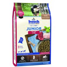 Bosch Junior корм для щенков с ягненком и рисом 3 кг