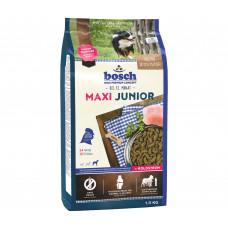 Bosch Junior Maxi корм для щенков гигантских и крупных пород с мясом птицы 1 кг