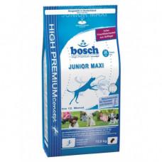 Bosch Junior Maxi корм для щенков гигантских и крупных пород с мясом птицы 15 кг