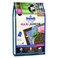 Bosch Junior Maxi корм для щенков гигантских и крупных пород с мясом птицы 3 кг