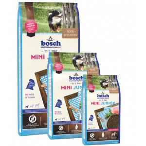 Bosch Mini Junior корм для щенков маленьких пород с мясом домашней птицы 1 кг